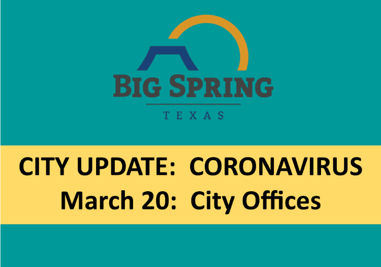 City Offices Update