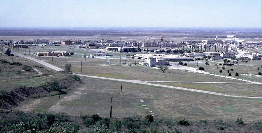 Webb Airforce Base