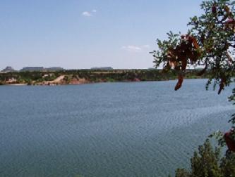 Moss Creek Lake | Big Spring, TX